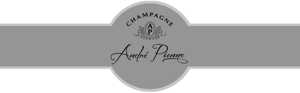 logo champagne andré Pienne